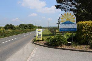 Holiday lodges Cornwall.