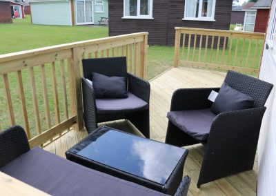 Relax on the decking